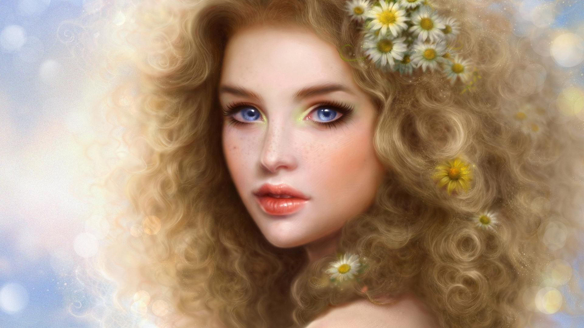 girl-blonde-blue-eyes-curls-lips-person-camomiles-1920x1080