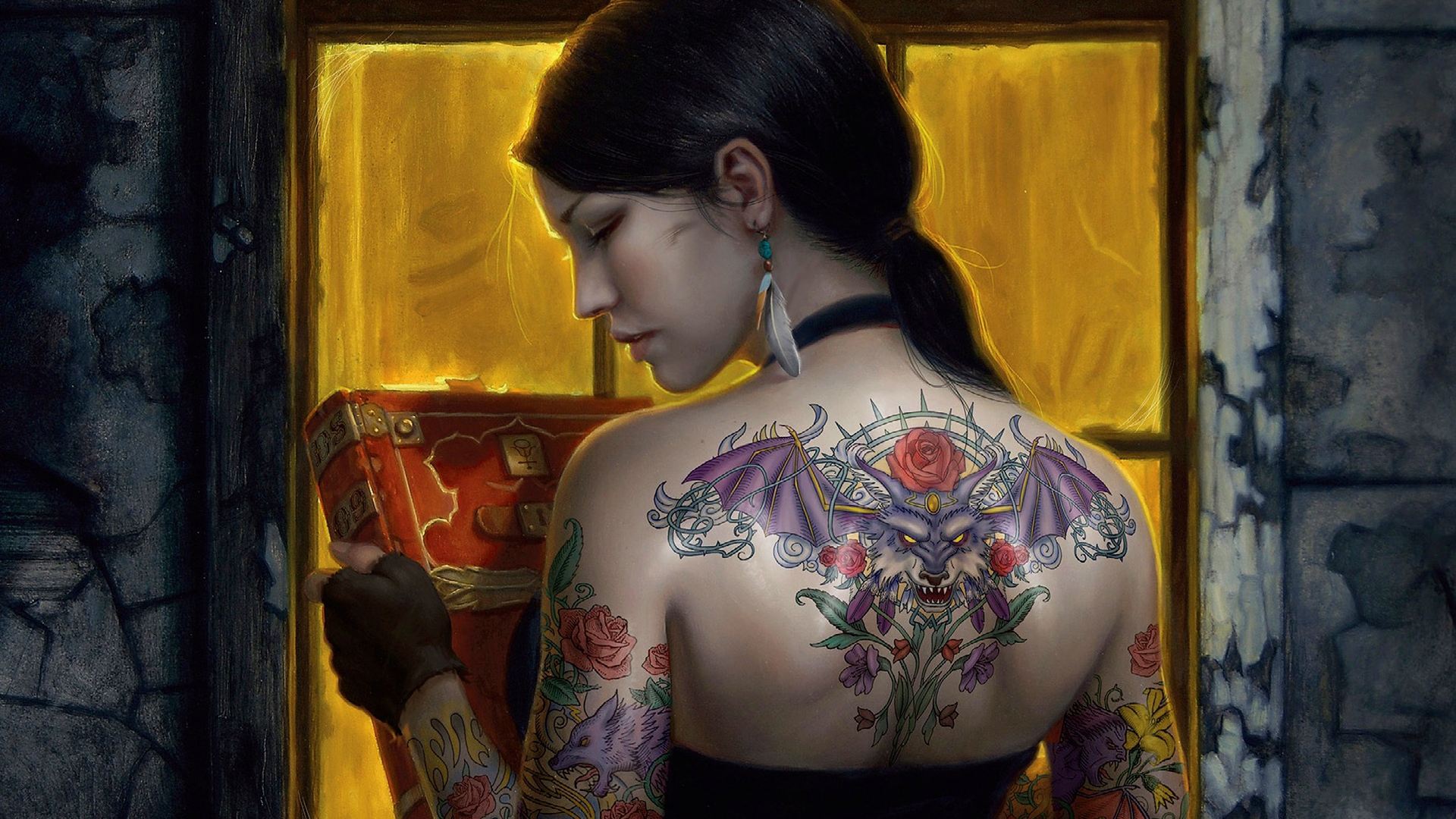 girl-tattoos-back-book-turn-1920x1080