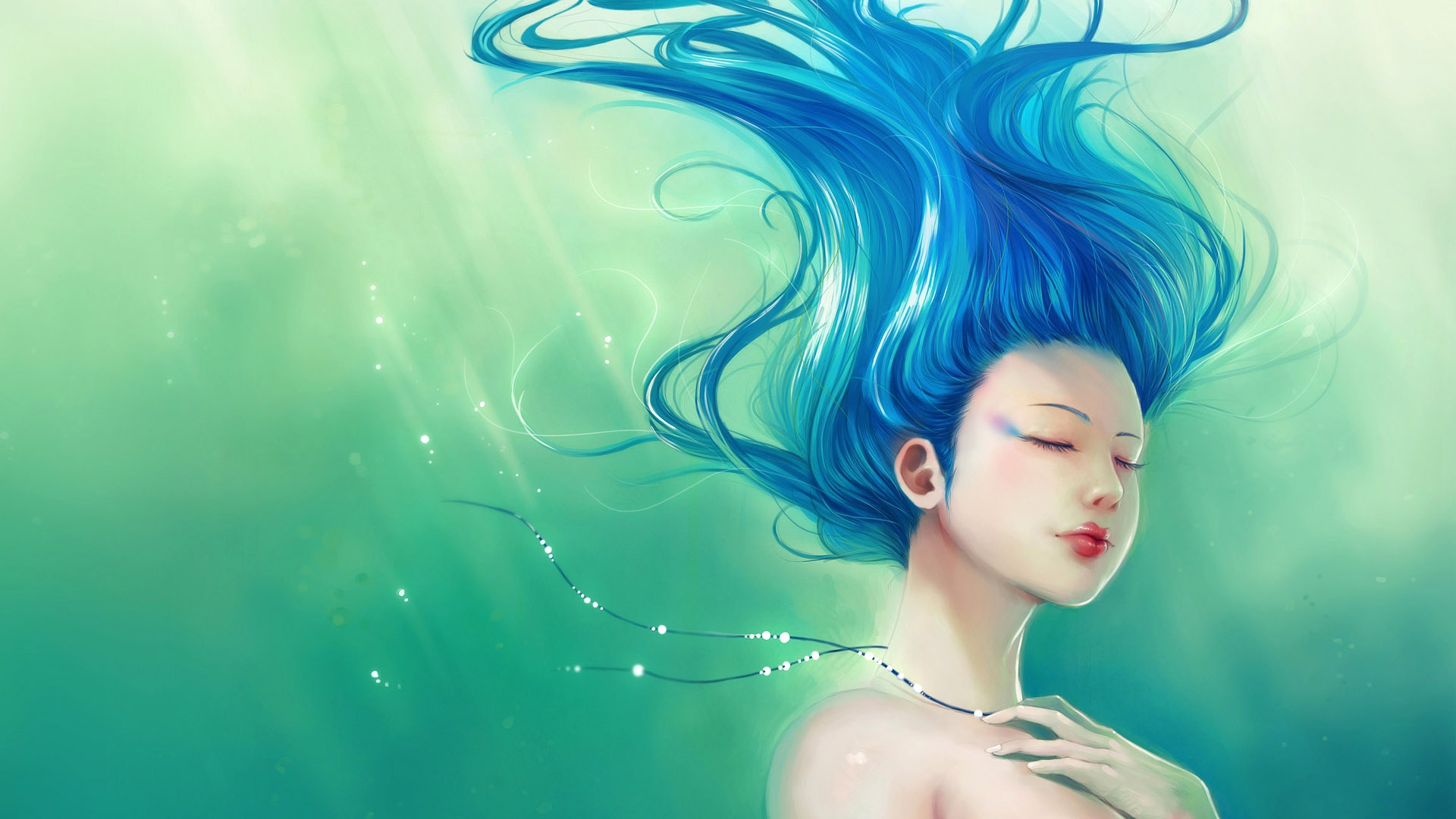 girl-under-water-hair-blue-1920x1080