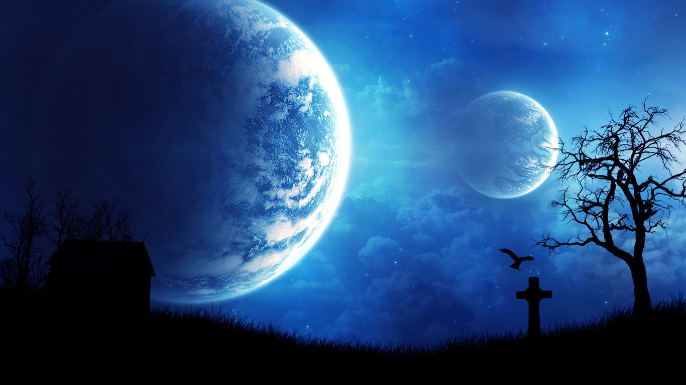 GhostlyMoon_wallpaper-1366x768