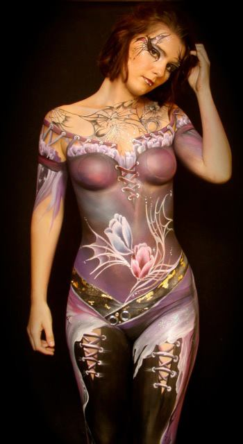 body paint en femenino-alegorias.es (4)