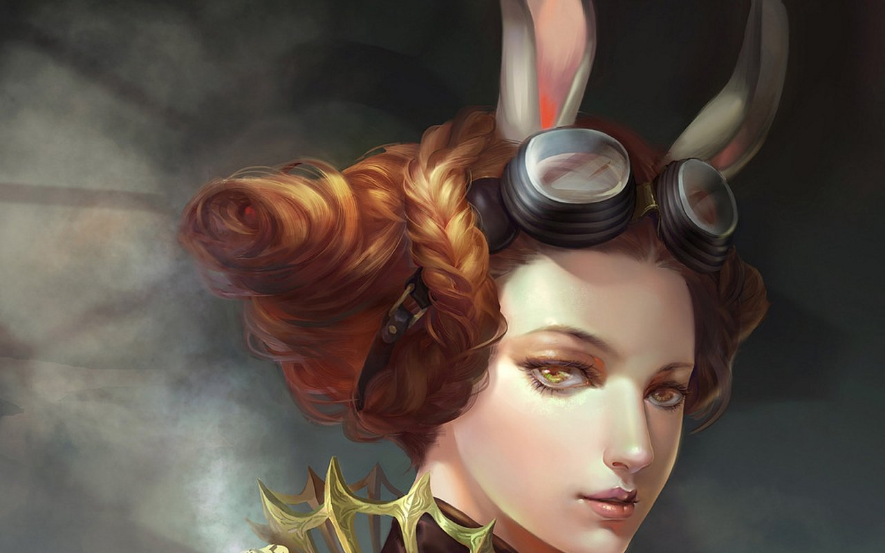 fantasy-girl-beauty-face-bunny-ears-hairstyle-1280x800